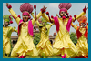 Bhangra dance troops in Delhi